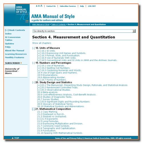 AMA style of formatting - EndNote Community